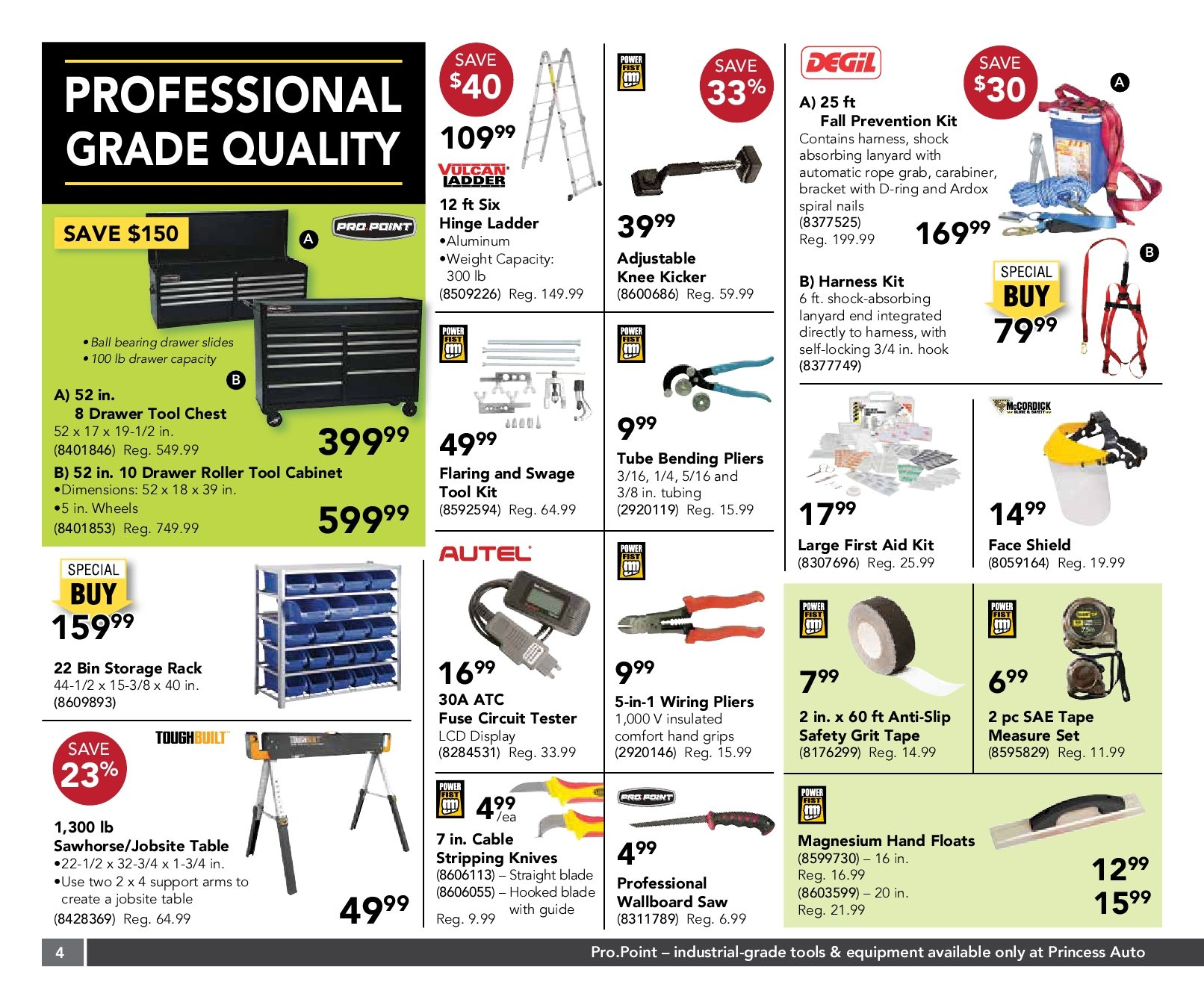 Princess Auto Weekly Flyer 2 Week Sale Summer Wrap Up Aug 25 Stove Wiring Diagram Sep 6