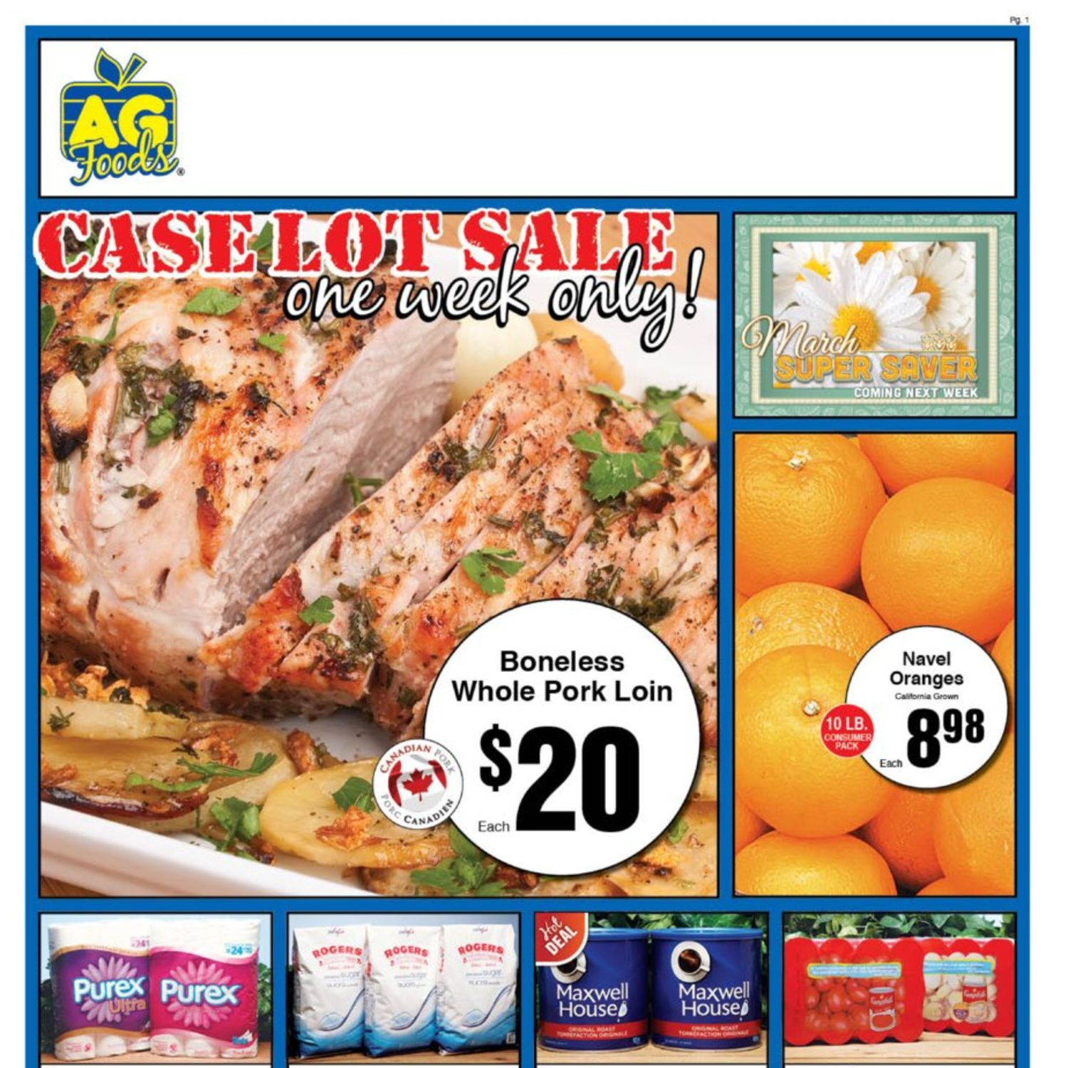 Ag Foods Weekly Flyer Caselot Sale Feb 21 27 Fancy Feast Chunky Chopped Grilled 85g 6 Pcs Free Pouch