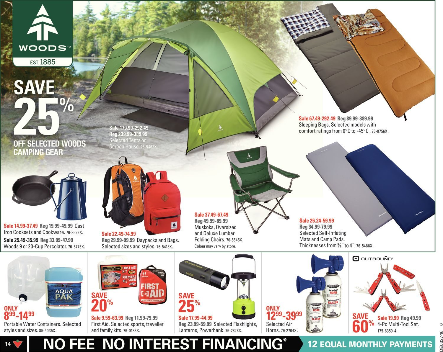 Canadian Tire Weekly Flyer - Weekly - Celebrate With Us Canada! - Jul 1 – 7  - RedFlagDeals.com