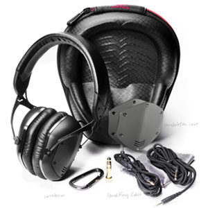 amazon canada v moda crossfade lp2 vocal limited edition over ear noise isolating metal. Black Bedroom Furniture Sets. Home Design Ideas