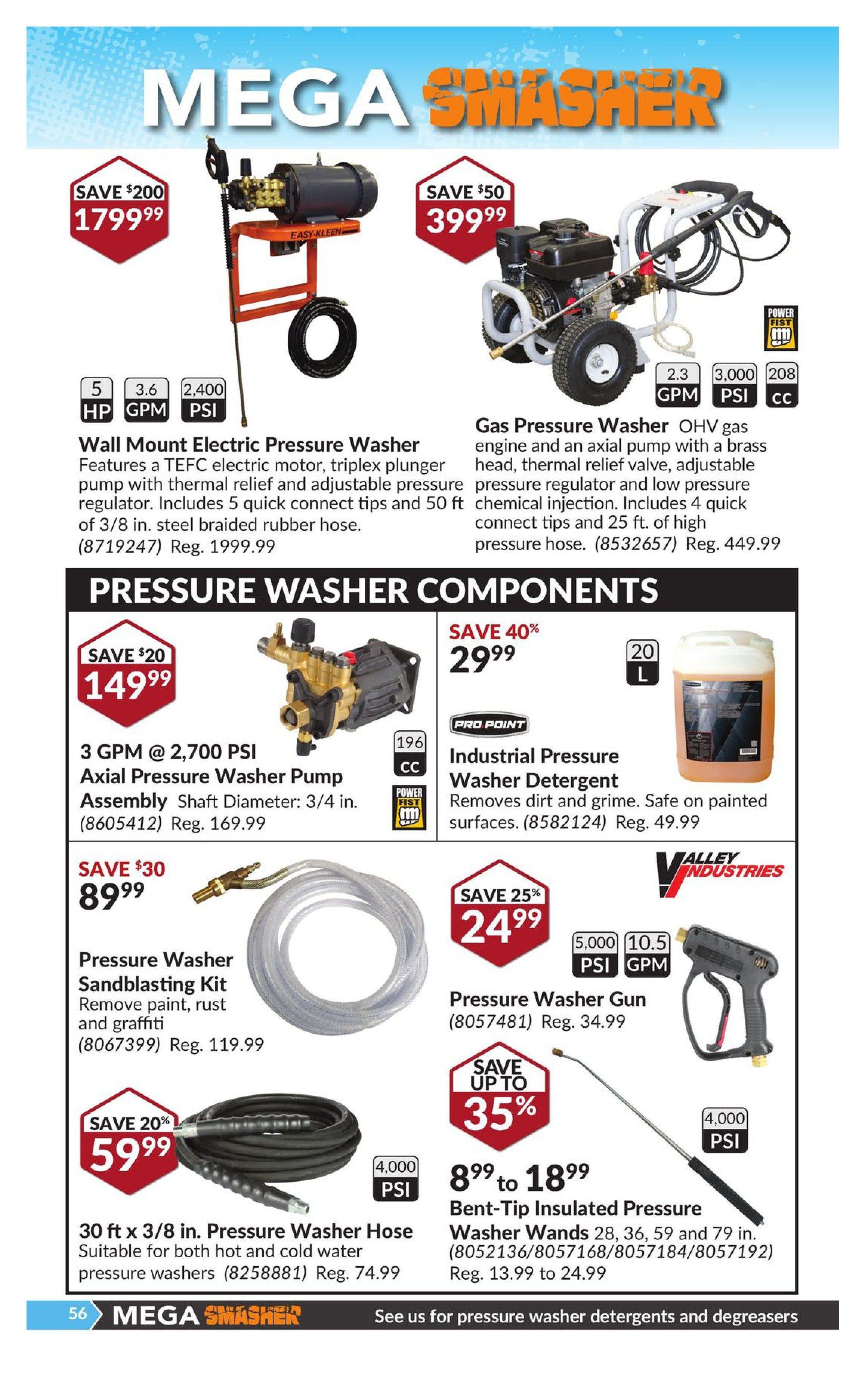 Princess Auto Weekly Flyer - Mega Smasher - May 30 – Jun 11 ...