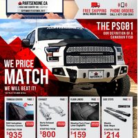 PartsEngine.ca - September Monthly Specials Flyer