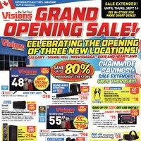 - Weekly - Grand Opening Sale Heldover Flyer