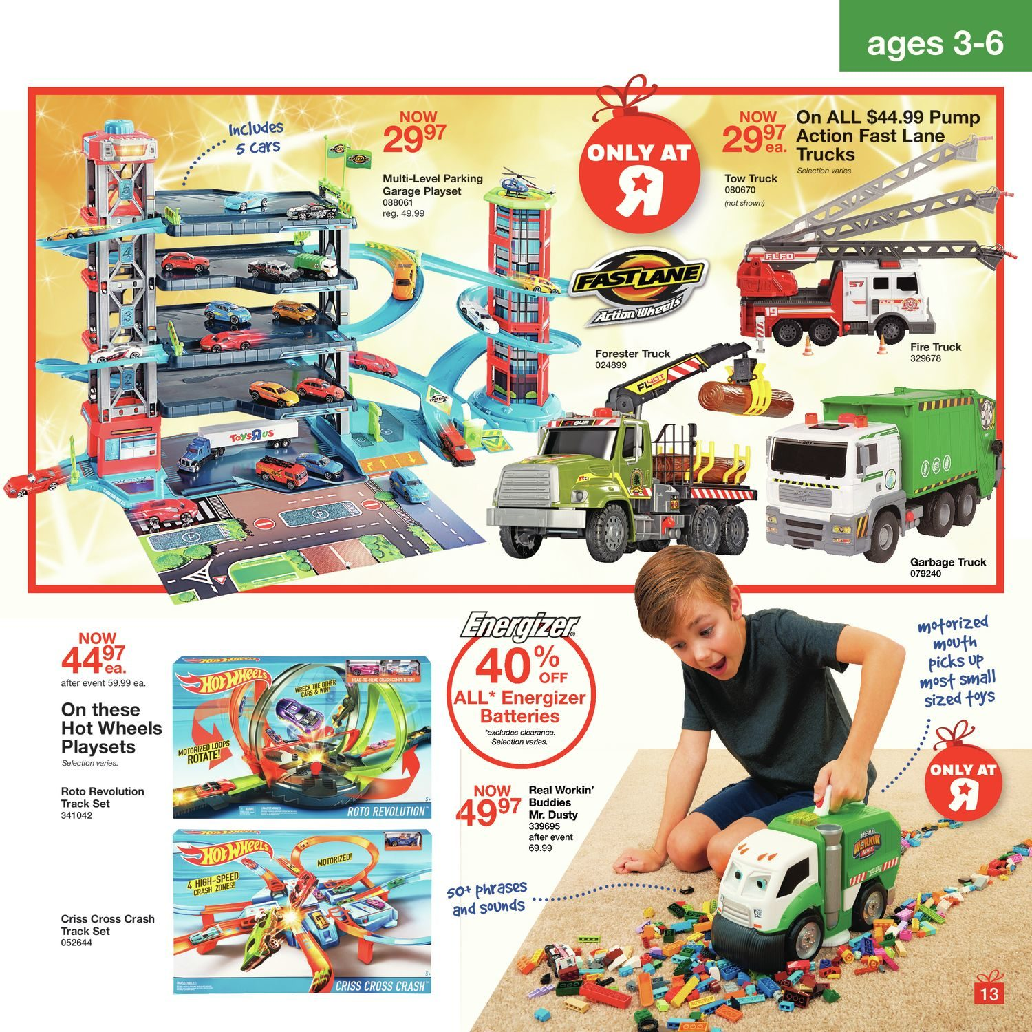 ed80afe61 Toys R Us Weekly Flyer - 2017 Playbook - Nov 3 – 16 - RedFlagDeals.com