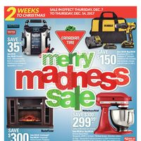 - 2 Weeks to Christmas - Merry Madness Sale Flyer