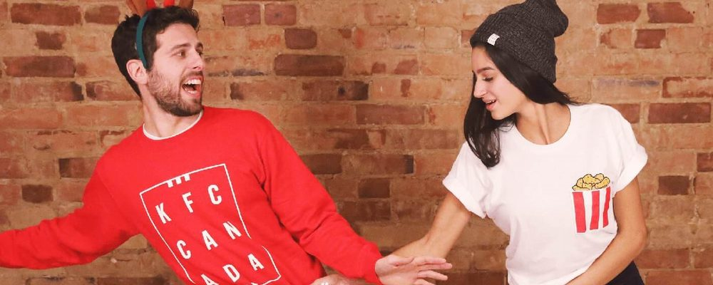 KFC Canada Just Launched a Line of Clothing and Merchandise