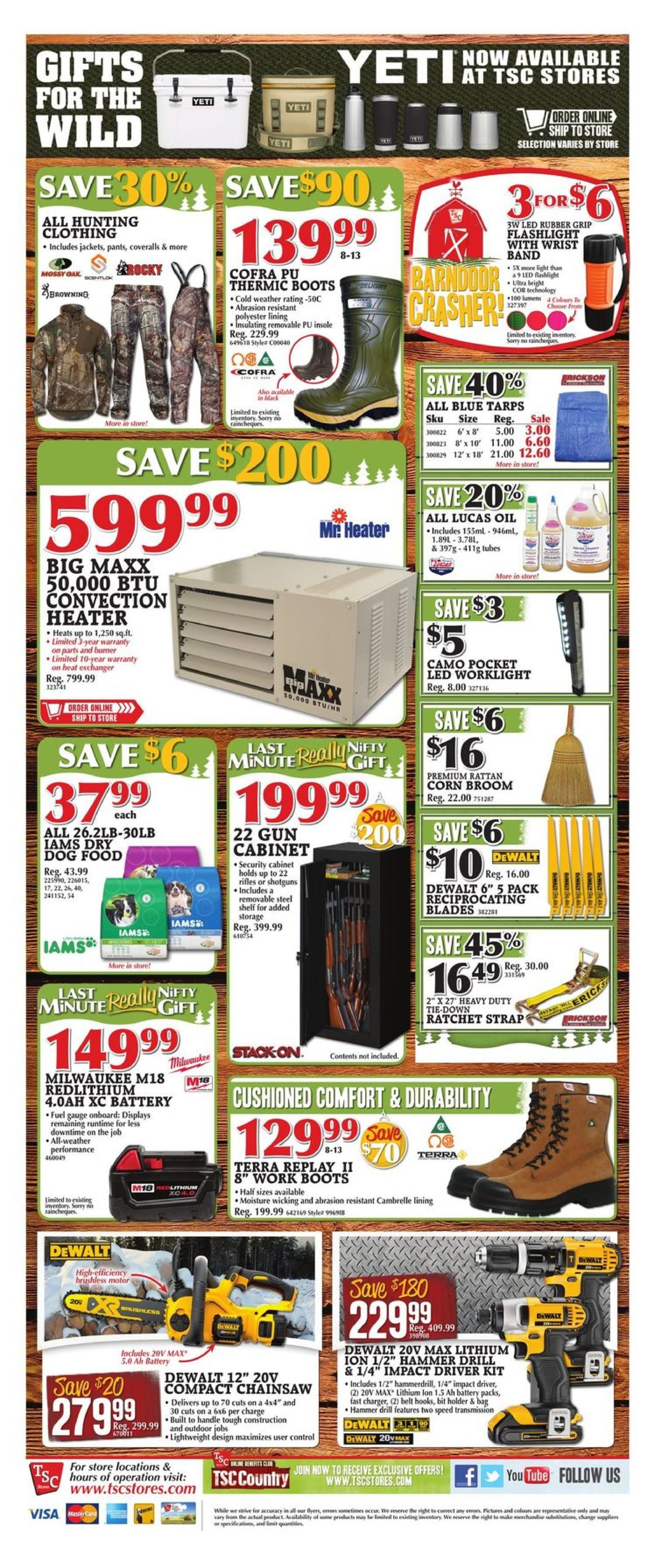 5d6ccdacd181 TSC Stores Weekly Flyer - Weekly - Dec 21 – 27 - RedFlagDeals.com