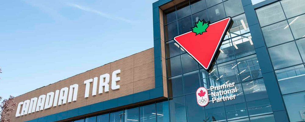 Canadian Tire to Revamp Loyalty Program and Extend it to More Stores