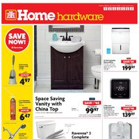 Home Hardware - Weekly - Save Now! Flyer