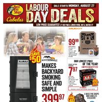 - Labour Day Deals Flyer