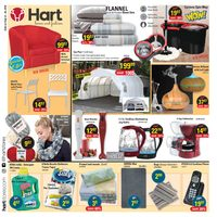 Hart Stores - 2 Weeks of Savings Flyer
