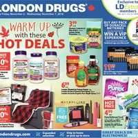 - Weekly - Warm Up With These Hot Deals Flyer