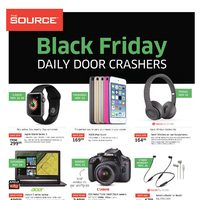 The Source - Black Friday Sale On Now Flyer