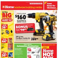 - Building Centre - Come Home For Christmas Flyer