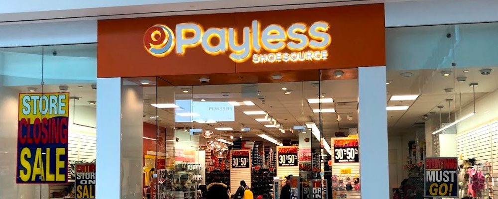 We Visited a Payless ShoeSource Store