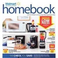 Walmart - Home Book Flyer