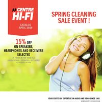 - Spring Cleaning Sale Event! Flyer