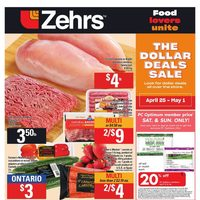 Zehrs - Weekly - The Dollar Deals Sale Flyer