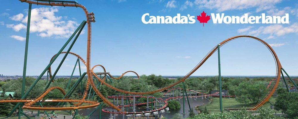 Canada's Wonderland Is Open for the Season! See What's New and Fun for 2019
