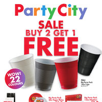 Party City - 2 Weeks of Savings Flyer