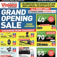 - Weekly - Grand Opening Sale Flyer