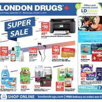 - Super Sale Flyer