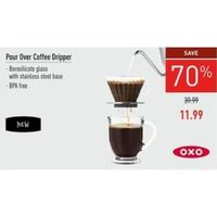 Oxo Pour Over Coffee Dripper