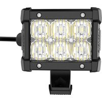 4 In. Led Flood Light Bar