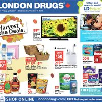 - 6 Days of Saving - Harvest The Deals Flyer