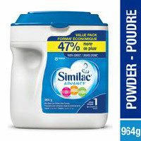 Similac Advance Step 1 or 2 or Total Comfort