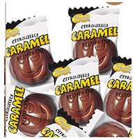 Milk Chocolate Caramel Pumpkins