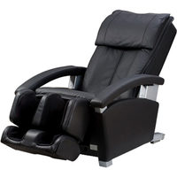Panasonic Urban Collection Black Leather Massage Chair