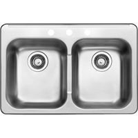 Blanco Stainless Steel Topmount Kitchen Sink