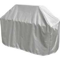 Power Fist Grey BBQ Covers - 60L X 21W X 40H In
