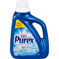 Purex or Persil Laundry Detergent, Persil Proclean Discs, Snuggle Fabric Softener or Sheets