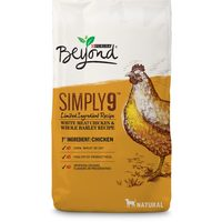 Purina Beyond Superfood Blend or Simply9 Dog Food