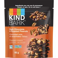 Kind Bark Dark Chocolate & Roasted Peanuts