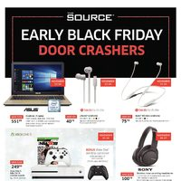 - Weekly - Early Black Friday Sale Flyer