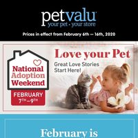 - 11 Days of Savings - Love Your Pet Flyer