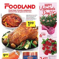 Foodland - Weekly Specials Flyer