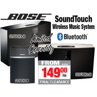 Bose SoundTouch Wireless Music System