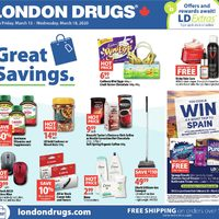 - 6 Days of Savings - Great Savings Flyer