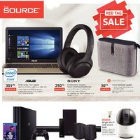 The Source - 2 Weeks of Savings - Red Rag Sale Flyer