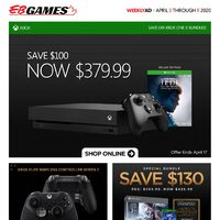 EB Games - Weekly Flyer