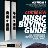 - Music Buying Guide Flyer