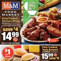 M & M Food Market - Weekly Specials Flyer
