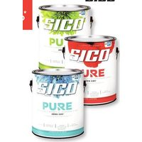 All Sico Pure Paint