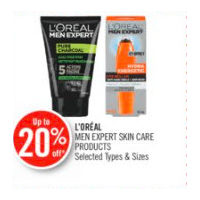 L'oreal Men Expert Skin Care Products
