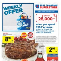- Weekly - Happy Canada Day Flyer