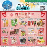Foody Mart - Warden Location Only - Weekly Specials Flyer